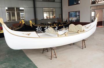 6米贡多拉木船