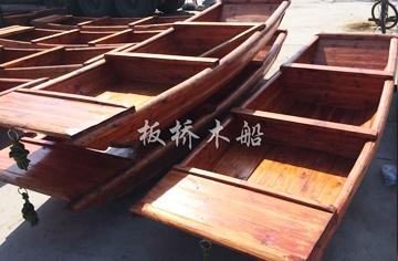 4米小木船