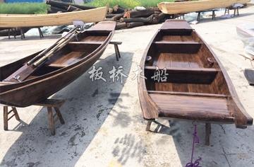 5米小木船