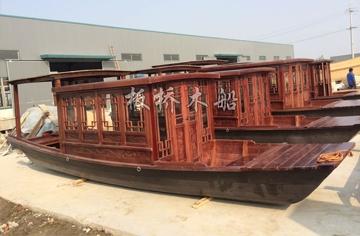 7米观光游船