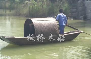 乌篷船005