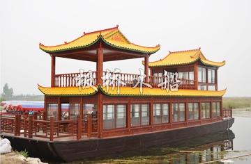 泰州30人画舫船