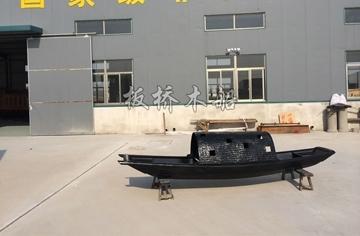 景观乌篷船