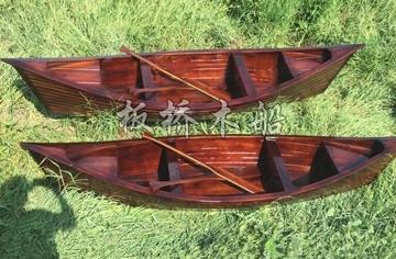 木船欧式尖头