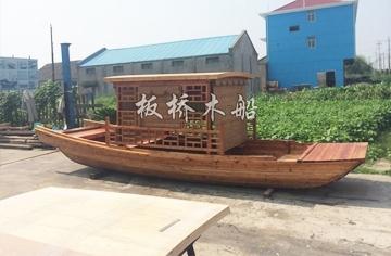 小型观光游船